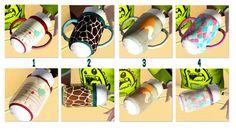 Default Replacement Sippy-Cup recolors by MsPoodle - Sims 3 Downloads CC Caboodle