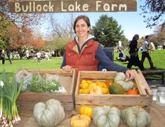 Delicious Bullock Lake Farm produce