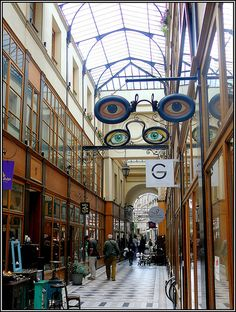 Passage du Grand Cerf, Paris
