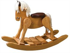 build rocking horse patterns - Google Search
