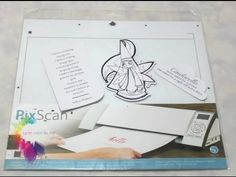 Timbri Digitali-Print and cut Digital Stamps with Silhouette Cameo-Pix s...