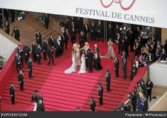 Festival De Cannes, Cannes France..  Stood on the red carpet...on my birthday!!!