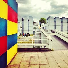 """See 632 photos and 114 tips from 5166 visitors to Bauhaus-Archiv. """"Yes, the collection on display is fairly small (a museum extension is coming), but. Berlin Art, Cultural Capital, Museum, Shopping Street, Germany Travel, Vacation Trips, Night Life, Lighthouse, Weimar"""