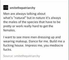 You mediocre fucks!