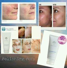 Nuskin Microdermabrasion Peel on Mercari Anti Aging Tips, Anti Aging Skin Care, Natural Skin Care, Nu Skin, Polishing Peel Nuskin, Chemical Peel, Healthy Skin Care, Facial Masks, Skin Treatments