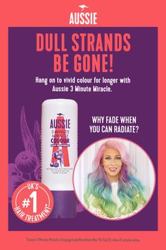 Aussie 3 Minute Miracle, Coloured Hair, Halloween Makeup Looks, Christmas Gifts For Friends, Hair Conditioner, Protective Hairstyles, Baby Knitting Patterns, Things To Buy, Dyed Hair