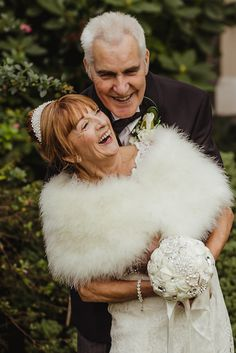 A wedding for all ages - make yours one to remember too with professional wedding pictures. Contact Olga Hogan.