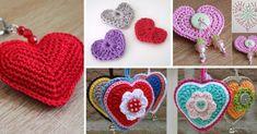Faire un Coeur au Crochet Baby Booties, Easter Baskets, Crochet Earrings, Crafty, Ganchillo Ideas, Pattern, Recherche Google, Ideas Para, Packaging
