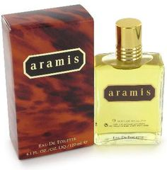 [DRY WOODS] Aramis Aramis cologne. The opening notes are grassy green and fresh, spiced with cinnamon. The heart is woody with pelargonium, which possesses an intensive floral-spicy aromatic scent. The perfume ends with a massive leather note.