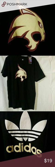 Montana State University Bobcats NCAA Freshman Tee T-Shirt