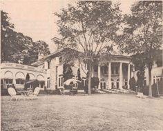 the Eatons' summer home, Kawandag, Lake Rosseau, Muskoka  - Credit : Muskoka Steamship and Historical Society
