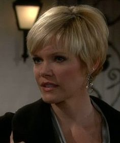 They shouldn't have killed you, Diane! What a waste of Maura West's talent! :( - They shouldn't have killed you, Diane! What a waste of Maura West's talent! 🙁 They shouldn't have killed you, Diane! What a waste of Maura West's talent! Short Hair Over 60, Short Choppy Hair, Short Hair Older Women, Short Grey Hair, Short Straight Hair, Short Hair With Layers, Short Hairstyles Fine, Short Haircut Styles, Short Layered Haircuts