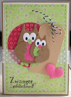 LindaCrea: Zwanger #5 - Eline's Uiltjes
