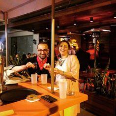 Paşalimanı Bistro & Lounge. Müşterilerimiz eğleniyorlar...