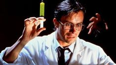 25 Craziest Scientific Experiments Ever - Education Slasher Movies, Horror Movie Characters, Science Guy, Weird Science, Rocky Horror, Marlon Brando, Frankenstein, Wells, Jeffrey Combs