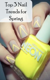 Top 3 Nail Trends for Spring