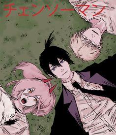 Manga Art, Manga Anime, Anime Art, Man Icon, Dengeki Daisy, Man Wallpaper, Manga Covers, Chainsaw, Yandere