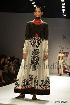 love this, time to get on work, Poonam Bhagat's 'Taika' at Wills Lifestyle India Fashion Week Spring- Summer 2013