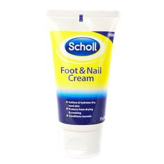 Scholl Foot and Nail Cream, 75gm #Scholl