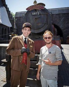 Wizarding World of HP ~ Tom Felton