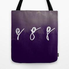 Tote Bag - artwork by Konrad Pitala, via society6.com