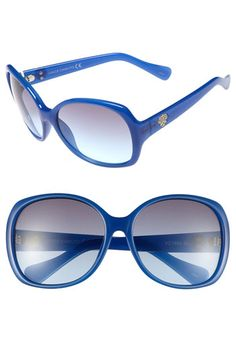 Vince+Camuto+60mm+Oversized+Sunglasses+(Online+Only)+available+at+#Nordstrom