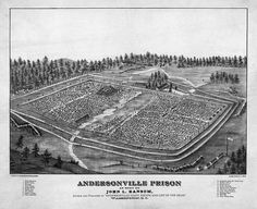 Genealogical Gems: On This Day: Infamous Civil War prison opens doors... http://genealogybyjeanne.blogspot.com/2015/02/on-this-day-infamous-civil-war-prison.html?spref=tw #OnThisDay #CivilWar