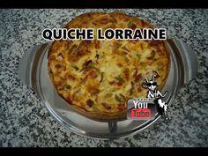 Quiche Lorraine Rezept