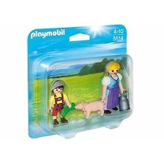 Playmobil Blister - Holandeses - 5514- Lacrado!