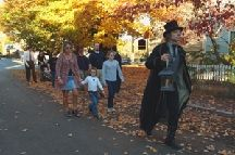 Haunting Tales - Lexington's Ghost Tour Meets at Lexington Visitor Center  (106 E. Washington St.) Lexington, VA 24450 Reservations required! (540) 464-2250