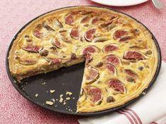 Feige(n) Quiche mit Maronen und Käse | Zubereitungszeit: 40 Minuten | http://eatsmarter.de/rezepte/maroni-feigen-quiche-mit-kaese