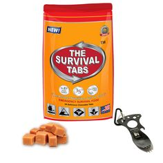 New 720-Tabs SB MREs Supply Fit Outdoor Military Tactical Storm meal