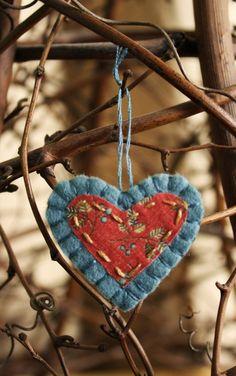 Cute Valentine's Day ornament