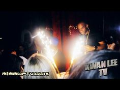 @Cthagod Gets A Cake At Power 105 Breakfast Club 2 Year Anniversary Party