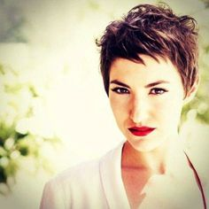 nice Chic Pixie Hairstyles Ideas