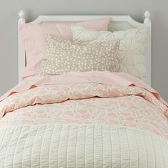 A well-rested kid means a happy grownup.  That's why we made this bedding set…