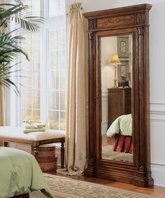 Mirror Door To Hidden Storage · Jewelry ArmoireJewelry StorageJewelry Box Floor ...