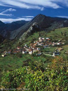 Sames: Orografía escarpada y belleza sin límite #Amieva #Asturias #ParaísoNatural #NaturalParadise #Spain