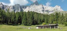 La guida del cuore: escursione al rifugio Santamaria in Leten da Valcanale