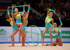 Group Slovakia, junior, European Championships 2013