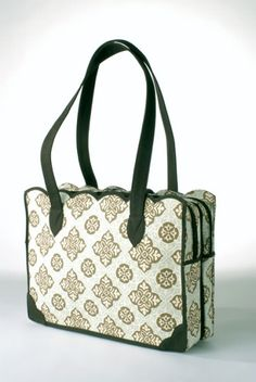 Lady Lindy Laptop bag - love the print!
