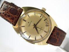 T566 ゼニスZENITH Sportoスポルト手巻きアンティーク 時計 Watch zenith ¥68000yen 〆05月08日
