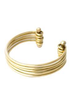 Narrow Stacked Bracelet