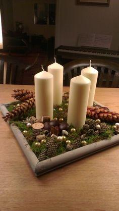 Adventní+svícen+