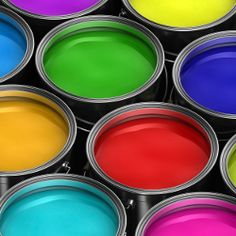 Small Changes to Make You Love Your Home Again : The Savvy Source for Parents Interior Paint, Interior Decorating, Interior Design, Tinta Latex, Paint And Varnishes, Love Your Home, Paint Cans, Paint Buckets, Paint Party