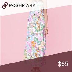 Lilly Pulitzer Maxi Dress Like new Lilly Pulitzer maxi dress. Size large. Never worn Lilly Pulitzer Dresses Maxi