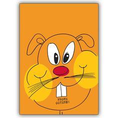 Ob Osterhase oder Oster Hamster hiermit verschicken Sie auf jeden Fall bunte Ost 1
