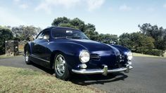 1957 VW Karmann Ghia