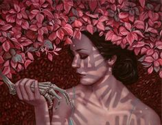 New contemporary art © Casey Weldon. More: www.ohsosurreal.com