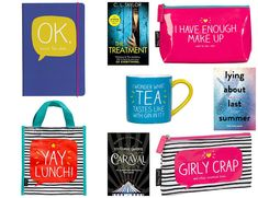 With Love for Books: Happy Jackson Notebook, Pouches, Mug & Lunch Tote ...